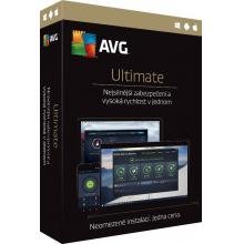 AVG Ultimate (Internet Security + Tune Up), 1 licence (24 měs.) ESD