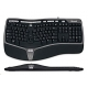 Microsoft Natural Ergonomic Keyboard 4000, Win32, USB, CD, Black, CZ