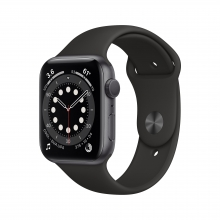 Apple Watch Series 6 40 mm, szary