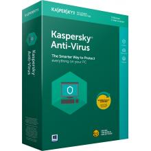 Kaspersky Lab KASPERSKY ESD Anti-Virus EUEDI 1D 1Y(ND)