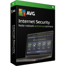 AVG Internet Security, ESD - 1 PC, 2 roky